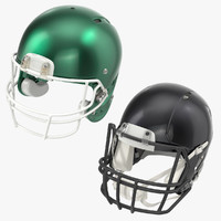 Football Helmets Collection