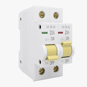 circuit breaker max free