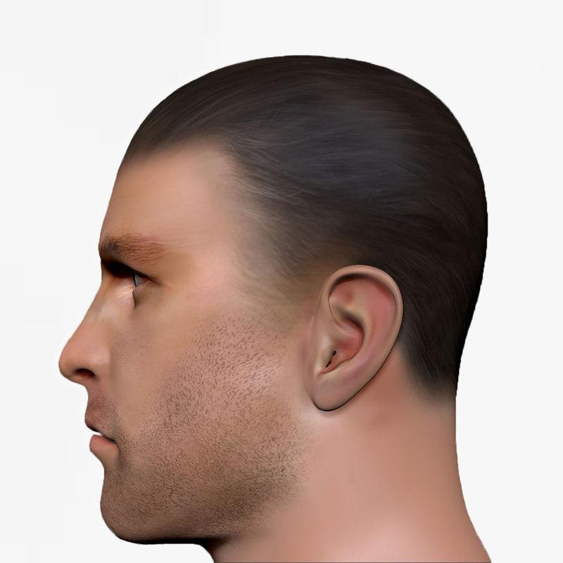 max male head man 2