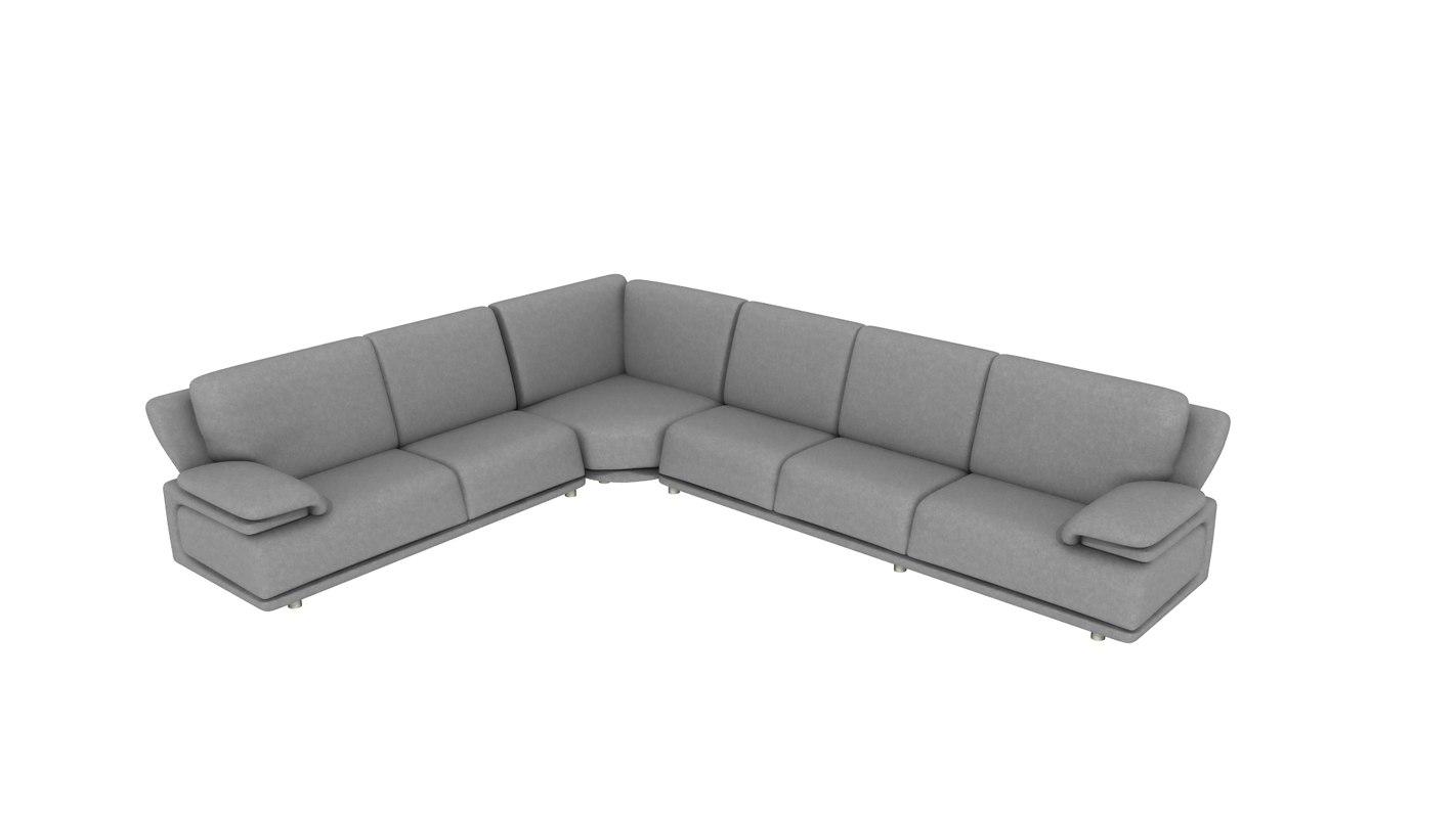 lounge sofa couche 5 lw