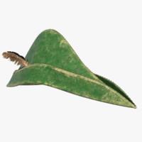 Runescape Robin Hood Hat