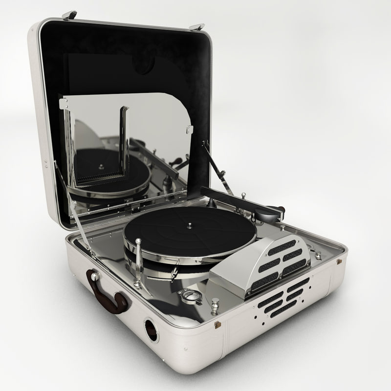 RCA Victor Special Model Phonograph