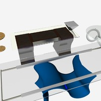 table object 3d model