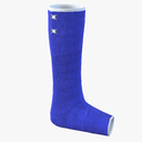 orthopedic cast 3D models