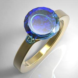 obj diamond ring