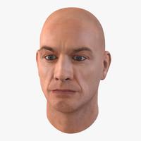 Male Head 5