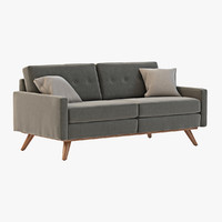 Joybird Hopson Apartment Sofa 2 Seater