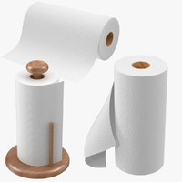 Paper Towel Rolls Collection