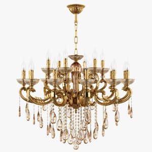 3d chandelier 727182 md6685 12