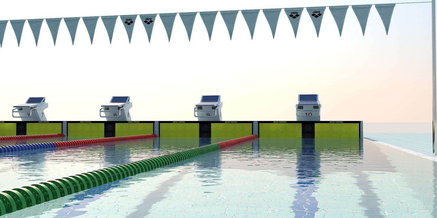 olympic swimming pool 3d 3ds
