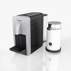 3d nespresso prodigio
