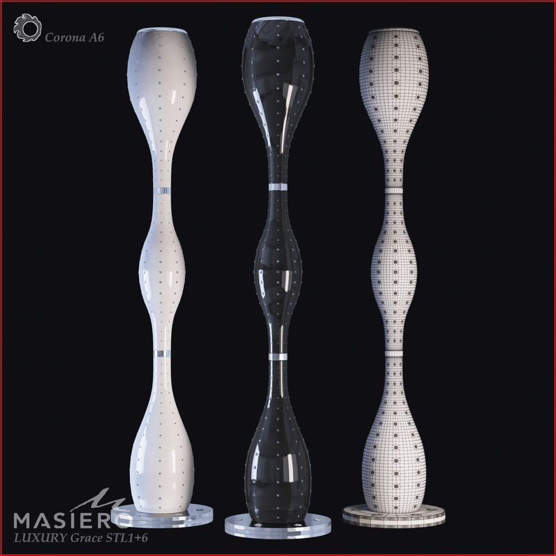 corona a6 3d max
