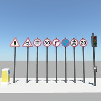 traffic Signs and Lights