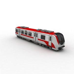 tram 3d model