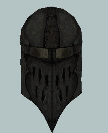 3d orc helmet