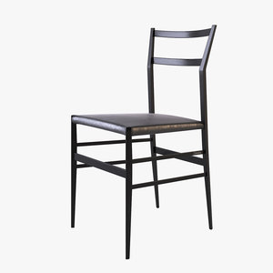 3d cassina chairs