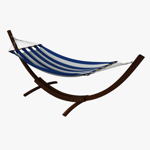 3d max hammock
