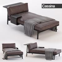 Sofa Cassina 288 10 Sled