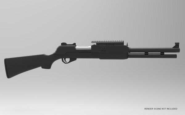 max assault rifle