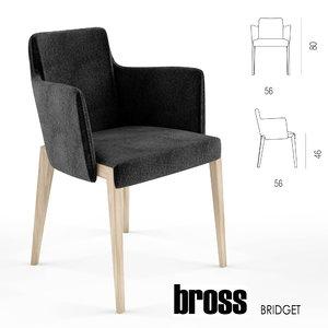 3d model bross bridget