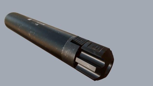 obj ready silencer mp7a1