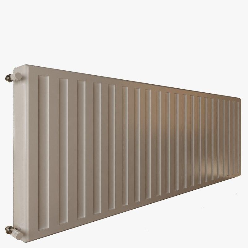 3d radiator