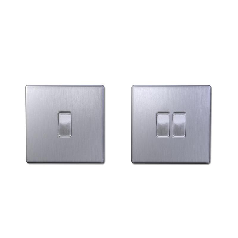 3d light switches model