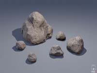 Rock Collection PBR
