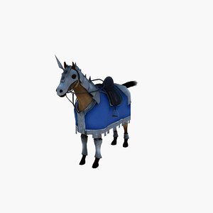 max horse war warrior