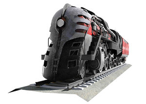 max locomotive steam