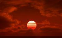 Apocalyptic Sunrise Skydome
