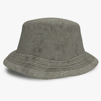3d dirty peasant hat