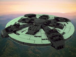 ovni ufo 3d 3ds