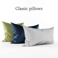 3d model pillows