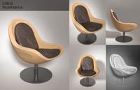 CREUS armchair