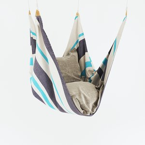 hammock chair 3d model
