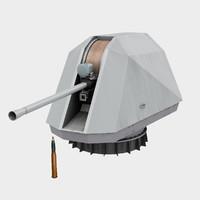 3d gun mk 1 mk-110