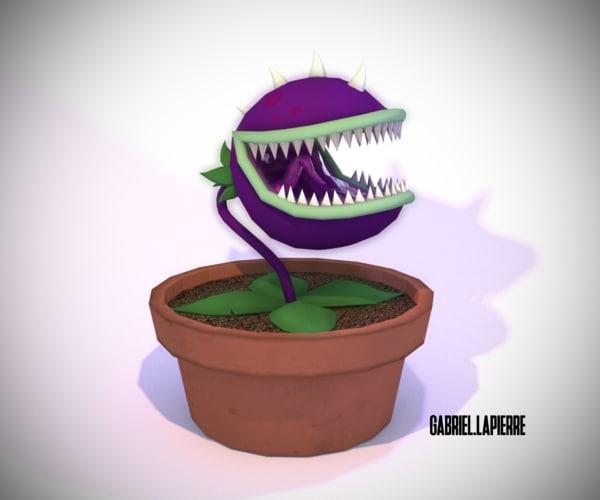 max carnivore plant