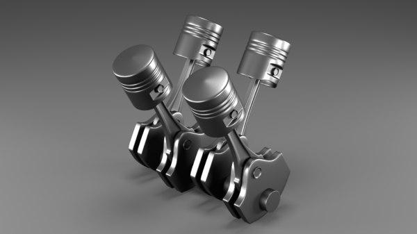 piston 3ds