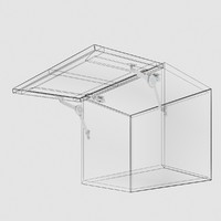 hardware furniture 3d 3ds