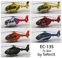 fbx heli ec-135