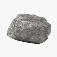 3d model rock realistic