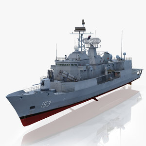 anzac class frigate hmas max