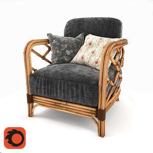 max palm chair