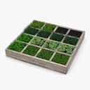 Landscape Architecture 3D models