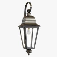 street lantern 3d max