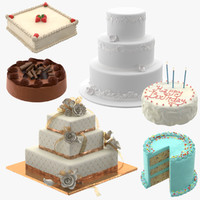 Cakes Collection 02