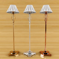 3d arteriors floor lamp