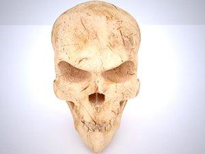 demon skull max