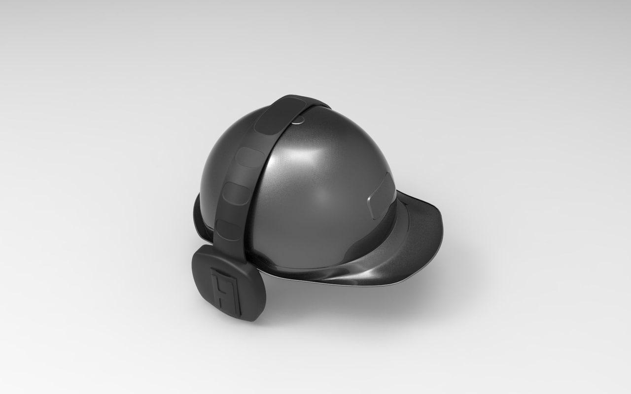 3d helmet anti noise